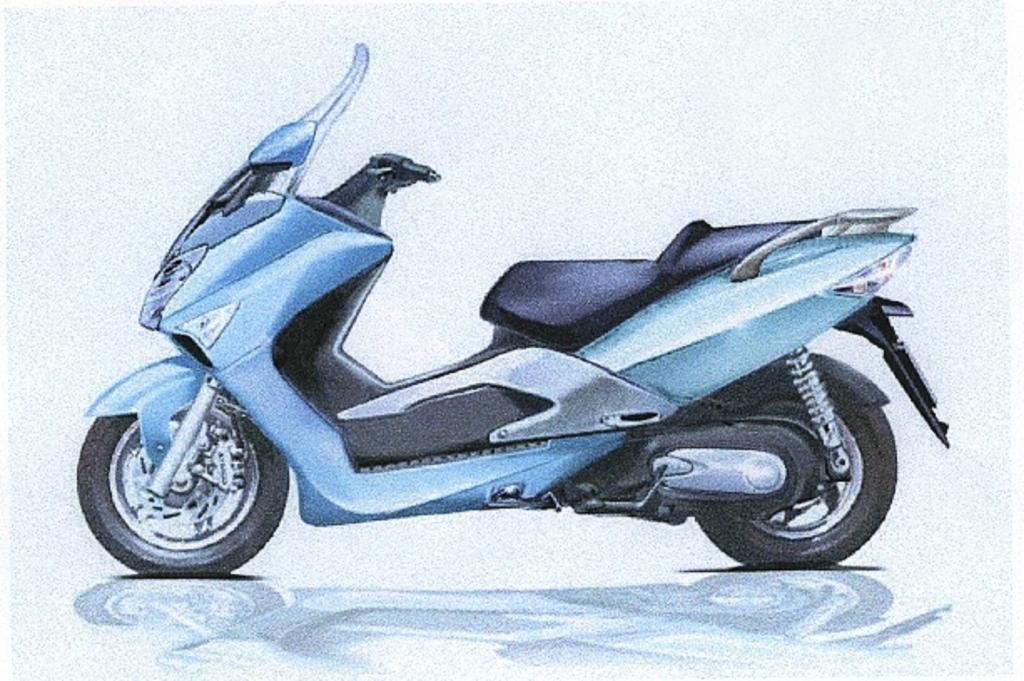 Kymco Xciting 500 2005 Motor ADN (31)