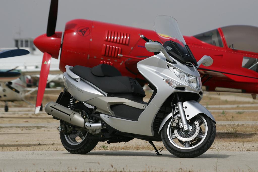 Kymco Xciting 500 2005 Motor ADN (42)