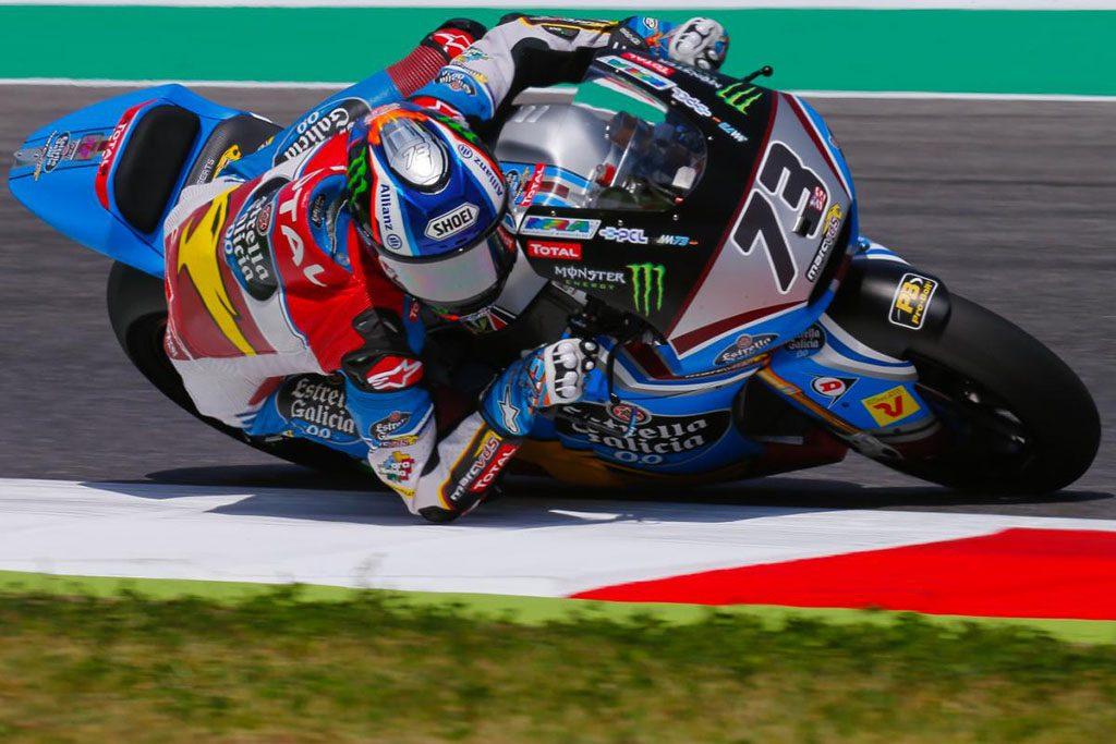 Marquez Moto2