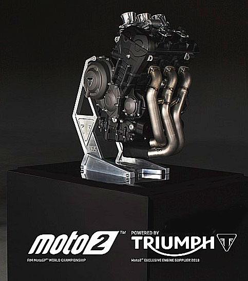 Triumph en Moto2 3