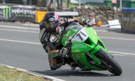 TT Isla de Man TT 2017: otro piloto caido en la carrera mas peligrosa  del mundo.