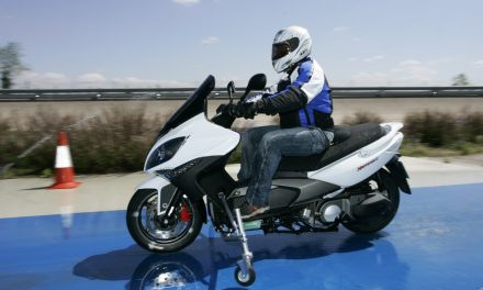 Fotos Kymco Xciting 500 ABS 2009  (23 imagenes)