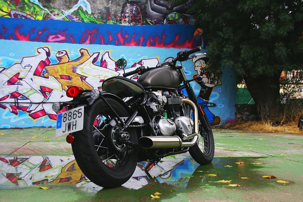 Prueba Triumph Bobber 2017 MotorADN (40)