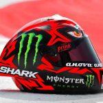 El casco Shark Race Diablo de Jorge Lorenzo en el GP Austria 2017, ¿ es una copia de Darth Maul de Star Wars?