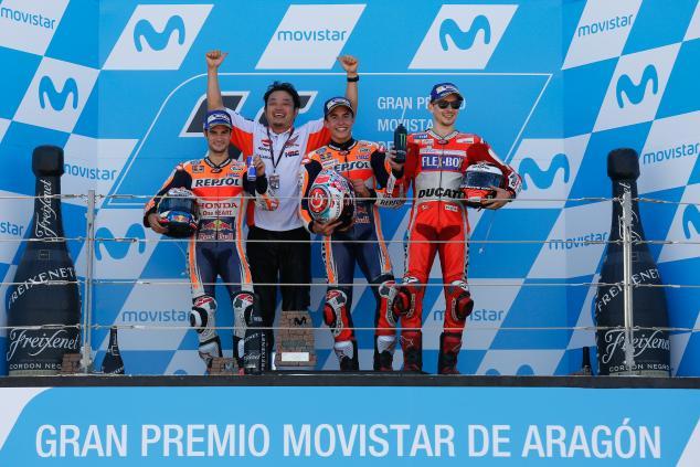 MotoGP Aragon 2017 (5)
