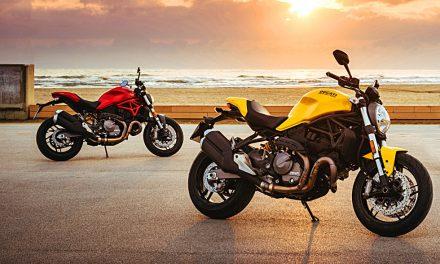 Fotos Ducati Monster 821 2018 MotorADN.com (7 imágenes)