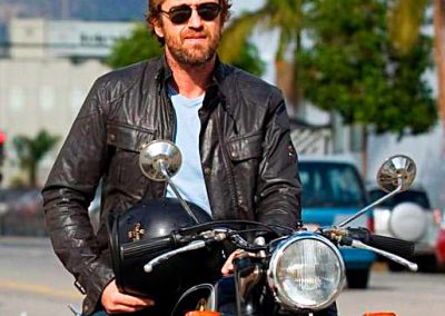 Gerard Butler accidente de moto (7)