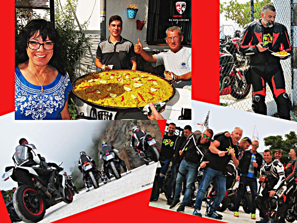 Paella Madroñera Venta El Madroño 207 MotorADN (1)