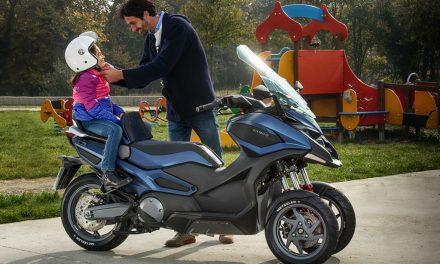 Kymco C Concept: ¡que tiemblen el Honda X ADV y Piaggio MP3!