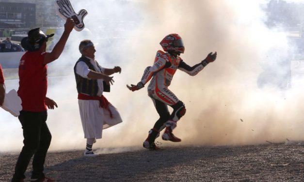 Horario MOTOGP 2019 Valencia. CHESTE
