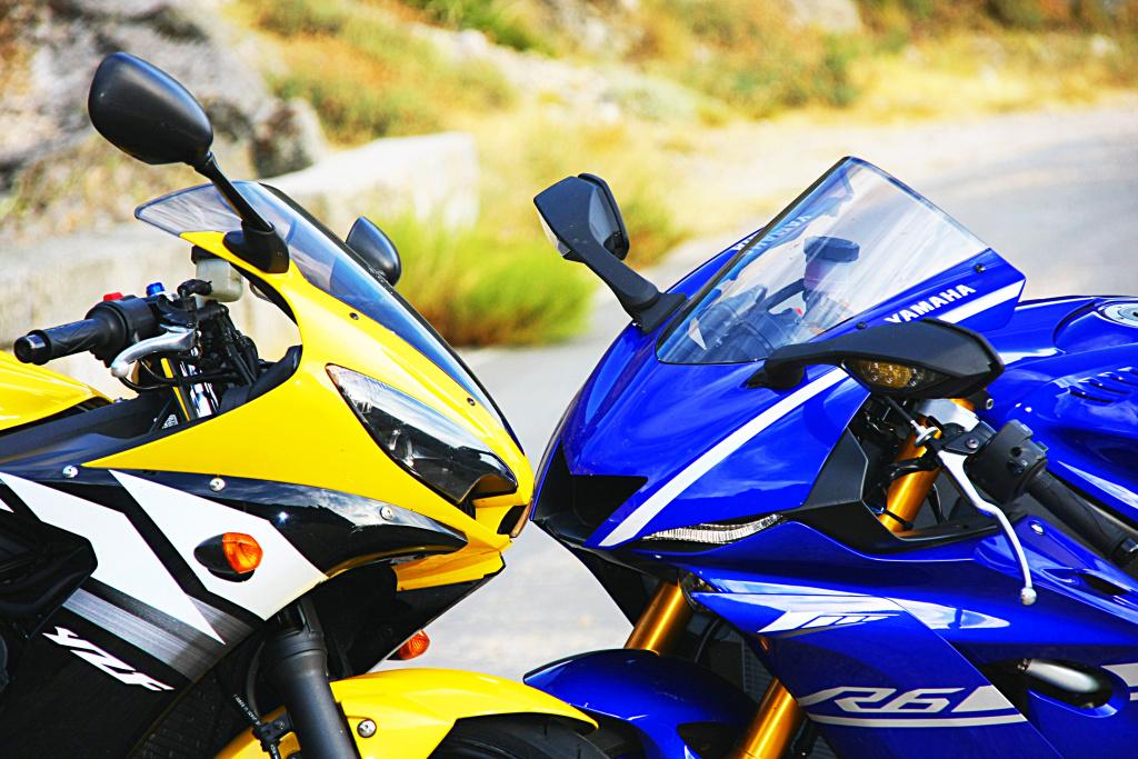 Comparativa Yamaha R6 2003-2017 MotorADN (2)