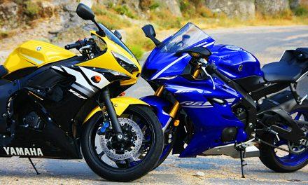 Comparativa Yamaha R6 2003-2017: 14 AÑOS DE EVOLUCION… ¿SON MUCHOS AÑOS?