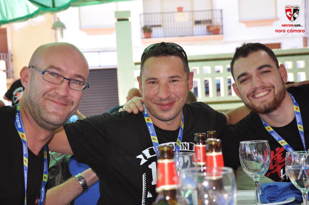 Hayabusa Club Marbella 2017 MotorADN . Día 1 Comida en el pueblo (1)