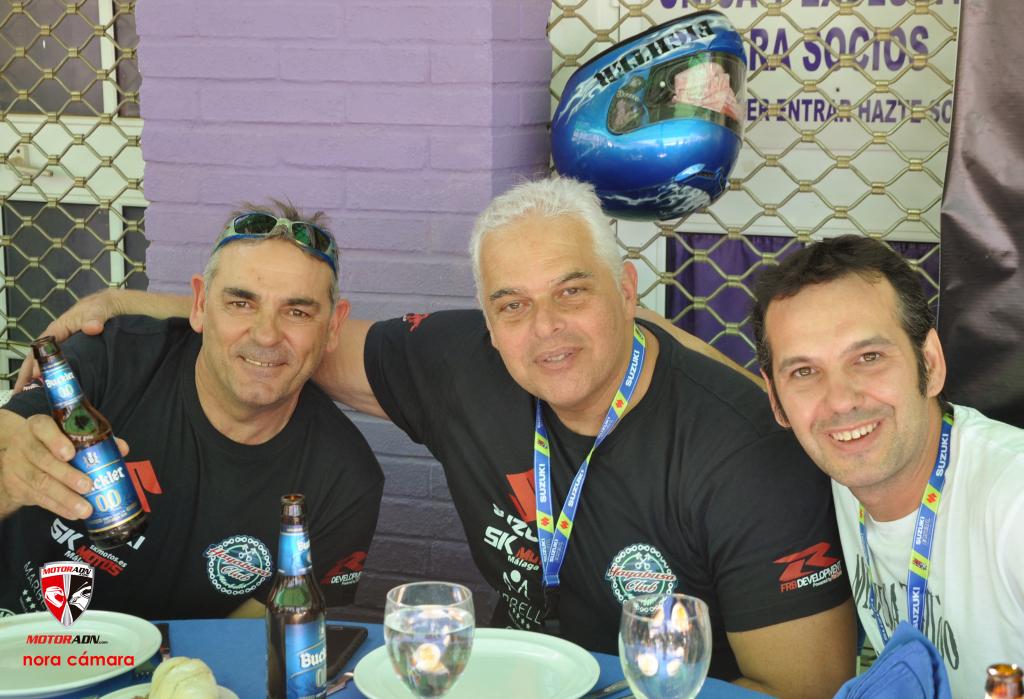 Hayabusa Club Marbella 2017 MotorADN . Día 1 Comida en el pueblo (2)