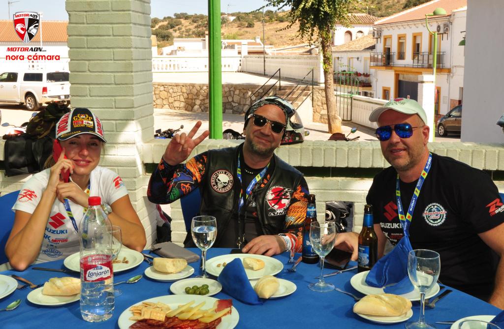 Hayabusa Club Marbella 2017 MotorADN . Día 1 Comida en el pueblo (6)