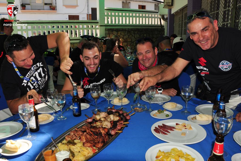 Hayabusa Club Marbella 2017 MotorADN . Día 1 Comida en el pueblo (7)