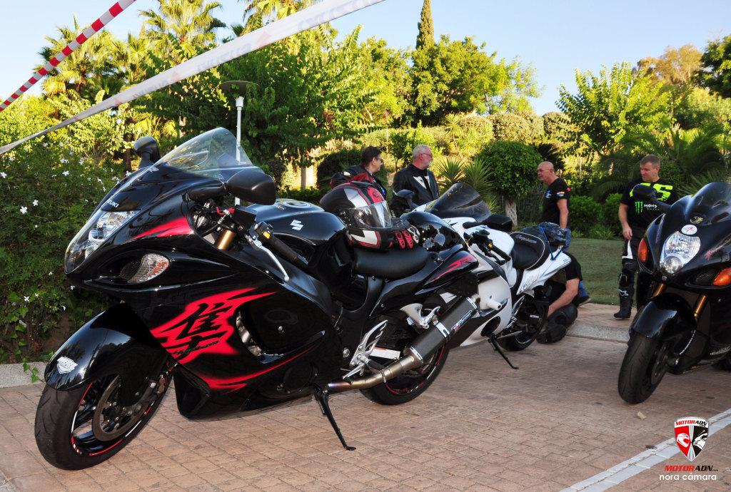 Hayabusa Club Marbella 2017 MotorADN. Día 1 Salida hotel Alanda (1)