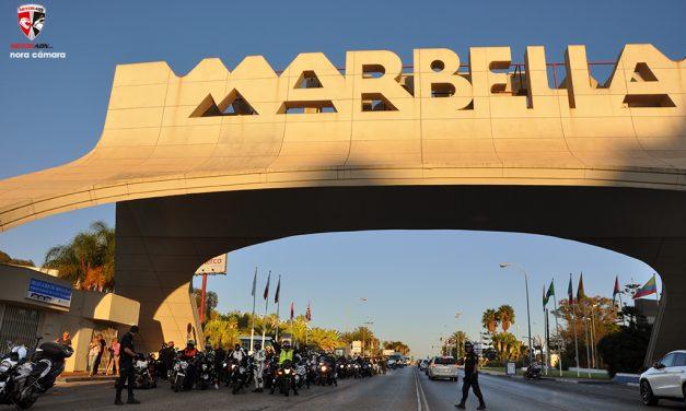 V REUNIÓN INTERNACIONAL 2017 SUZUKI HAYABUSA CLUB MARBELLA: LOS HALCONES Y EL MAR