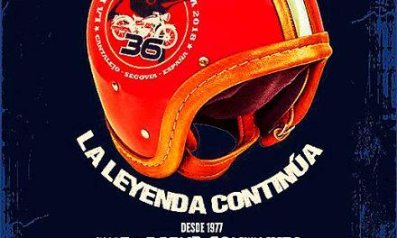 """CONCENTRACIÓN MOTORISTA INVERNAL INTERNACIONAL """"LA LEYENDA CONTINÚA 2018"""": YA ESTÁ AQUÍ"""