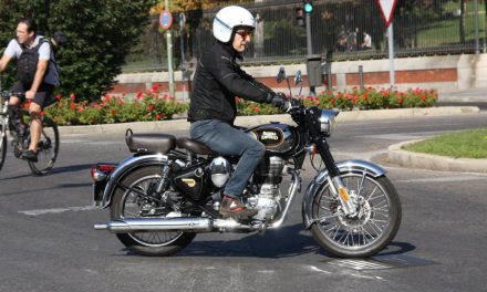 Ficha técnica Royal Enfield Classic 500 Chrome