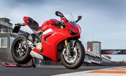 Fotos Ducati Panigale V4 presentación prensa Cheste 2018 MotorADN