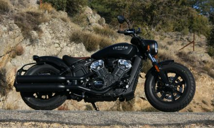 Fotos Prueba Indian Scout Bobber 2018 MotorADN