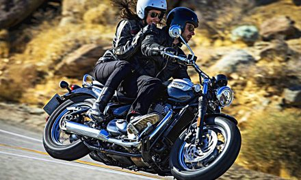 Fotos Triumph Bonneville Speedmaster 2018 (9 imágenes)