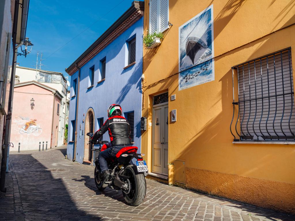 Ducati Monster 821 2018 prueba MotorADN (107)