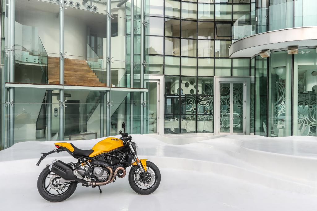 Ducati Monster 821 2018 prueba MotorADN (68)