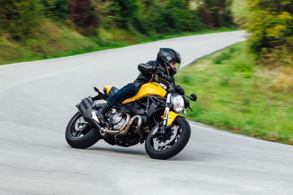 Ducati Monster 821 2018 prueba MotorADN (99)