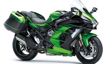 Fotos Kawasaki H2SX Presentación (45 imágenes)