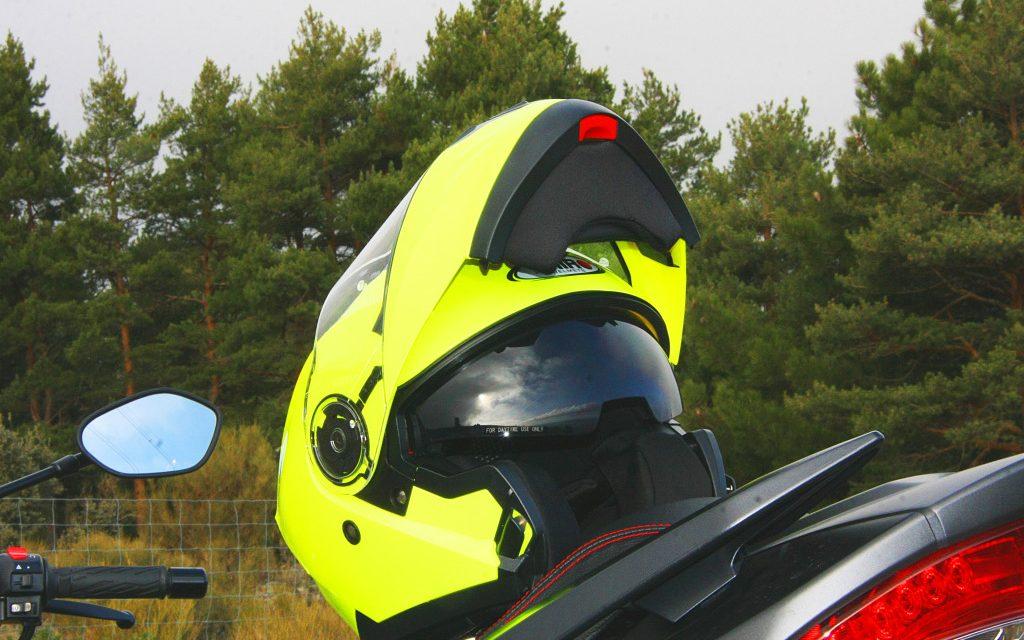 Prueba casco modular SHIRO SH-507:  Mucho por poco