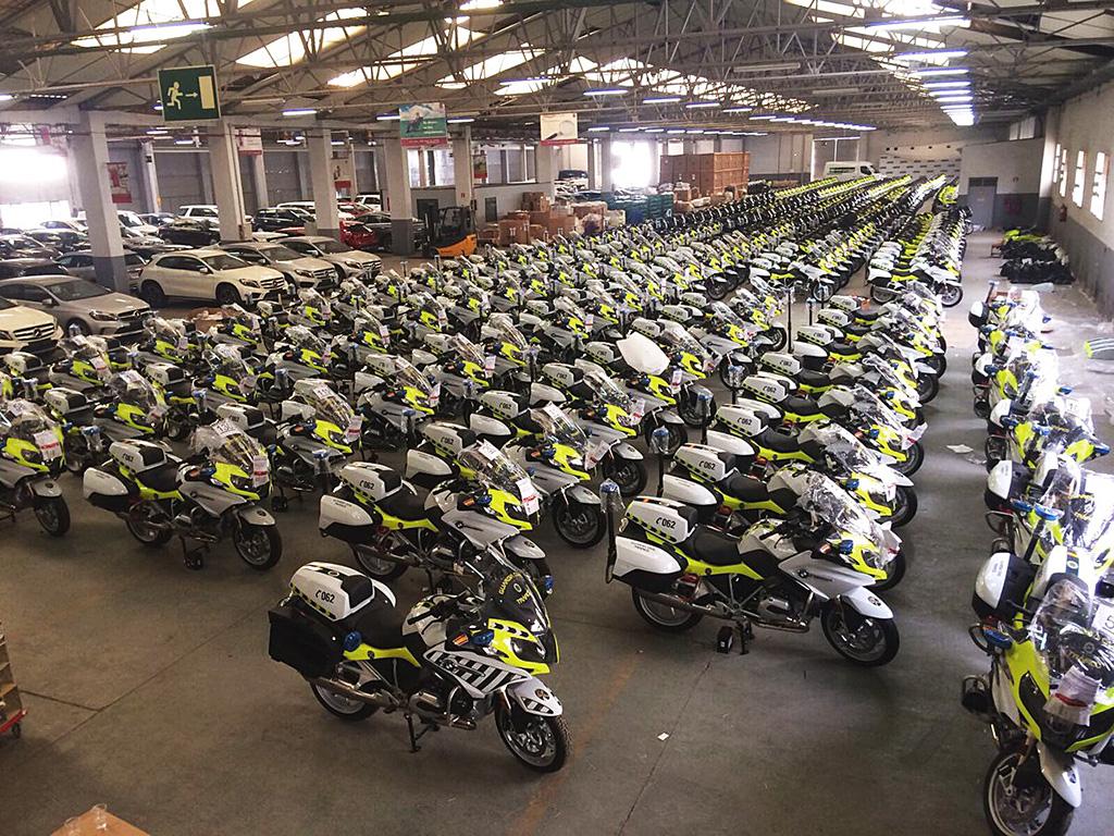 Motos Guardia Civil nuevas 2018 (1)