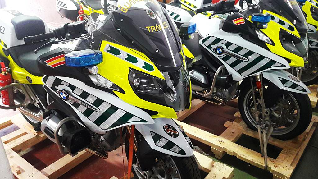 Motos Guardia Civil nuevas 2018 (9)