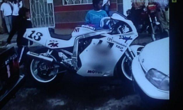 Motos clan Pablo Escobar Suzuki GSXR 91. MotorADN (4)