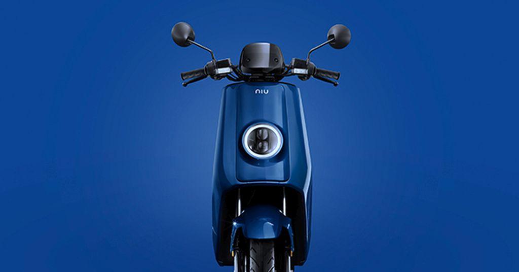 NIU scooter eléctrico Serie N MotorADN (1)
