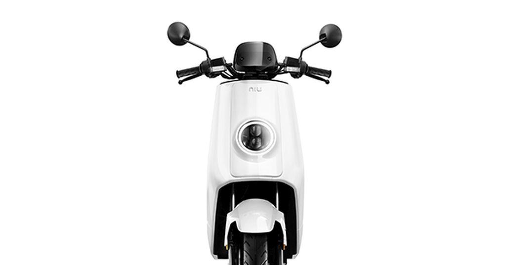 NIU scooter eléctrico Serie N MotorADN (5)