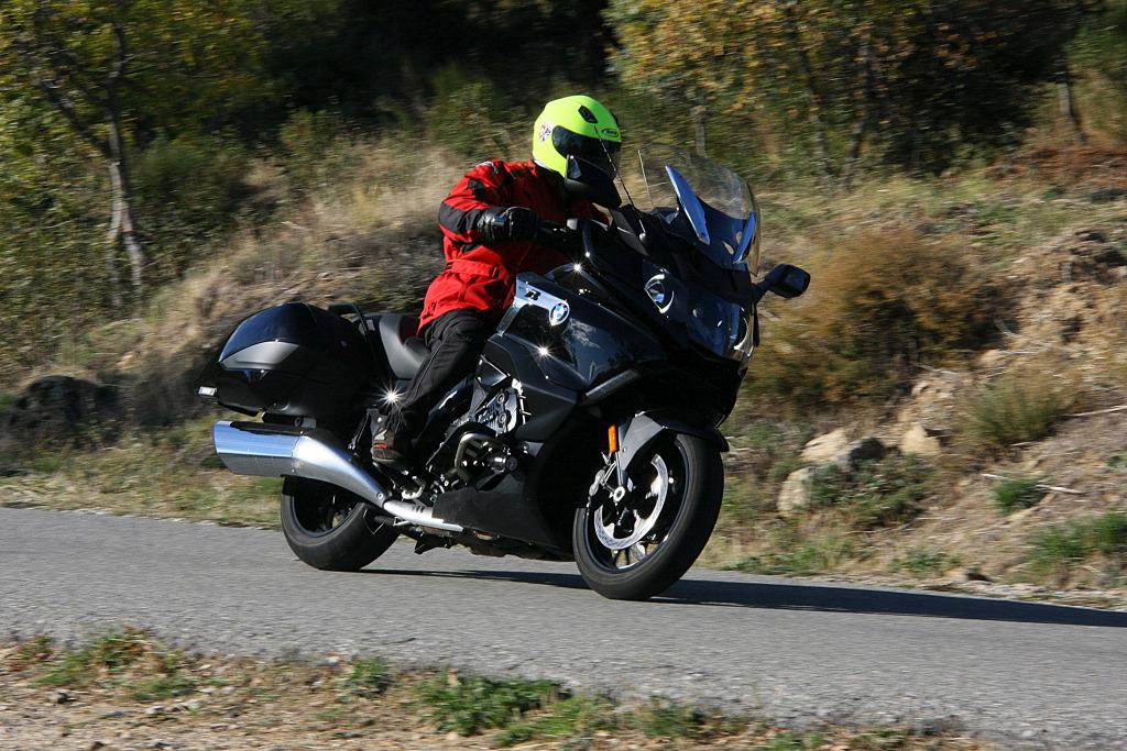 Prueba BMW K1600GT Bagger MotorADN (42)