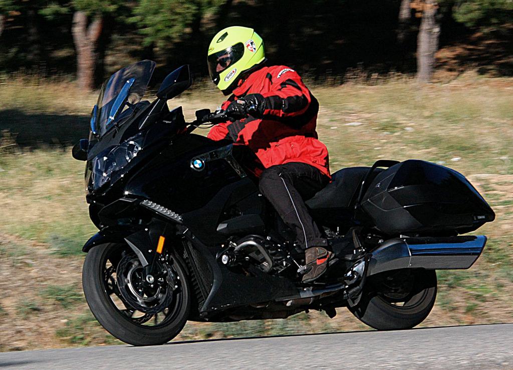 Prueba BMW K1600GT Bagger MotorADN (45)