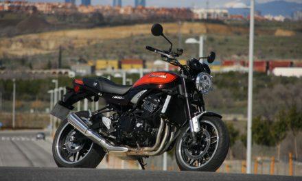 Fotos prueba Kawasaki Z900 RS 2018 (59 imágenes)