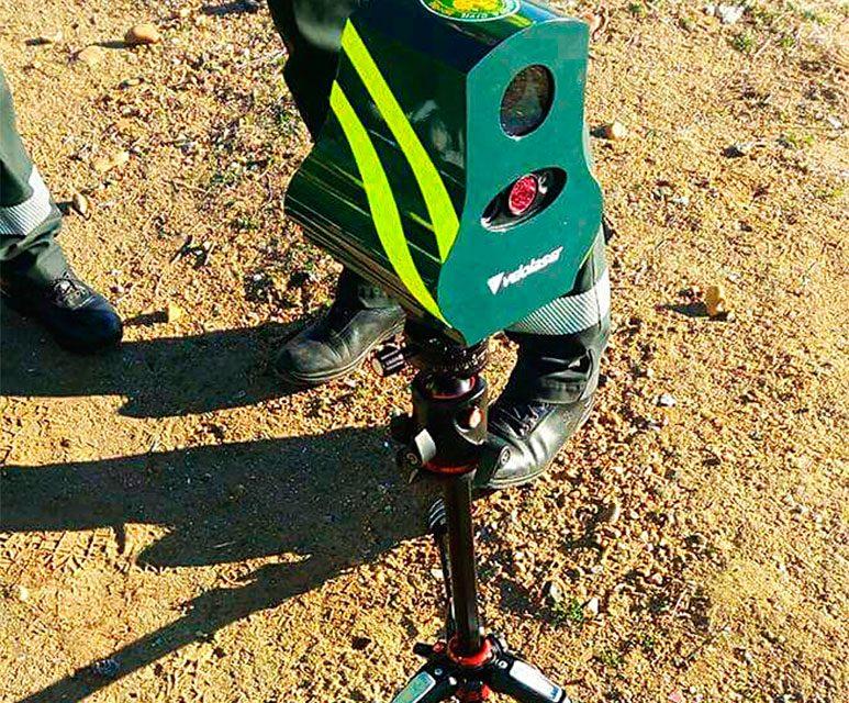 Nuevos mini radares móviles de la DGT: tenles miedo y cuida tu bolsillo