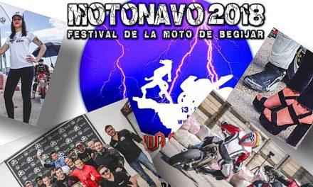 FESTIVAL DE LA MOTO DE BEGIJAR: ASI FUE LA REUNION MOTONAVO 2018