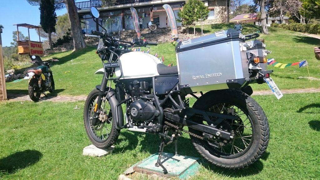 Fotos Prueba presentación Royal Enfield Himalayan MotorADN (2)
