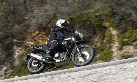Fotos Prueba presentación Royal Enfield Himalayan MotorADN
