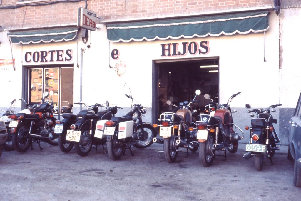 Motos Cortés. 60 años y lo que nos queda. MotorADN (48)