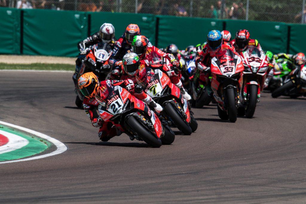 Mundial Superbike WorldSBK Imola 5º (2)