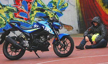 FICHA TECNICA SUZUKI GSX-S 125 2018