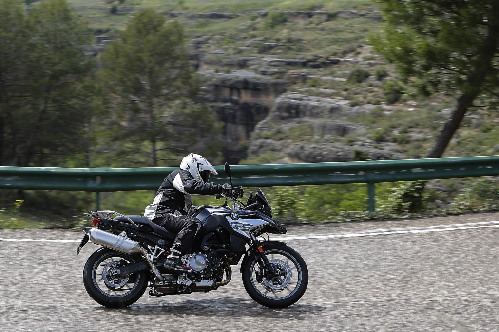 BMW 750 GS presentación, Cuenca 29 y 30 de mayo de 2018