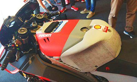 ¿Por qué ganó Lorenzo con la Ducati? No te lo vas a creer…