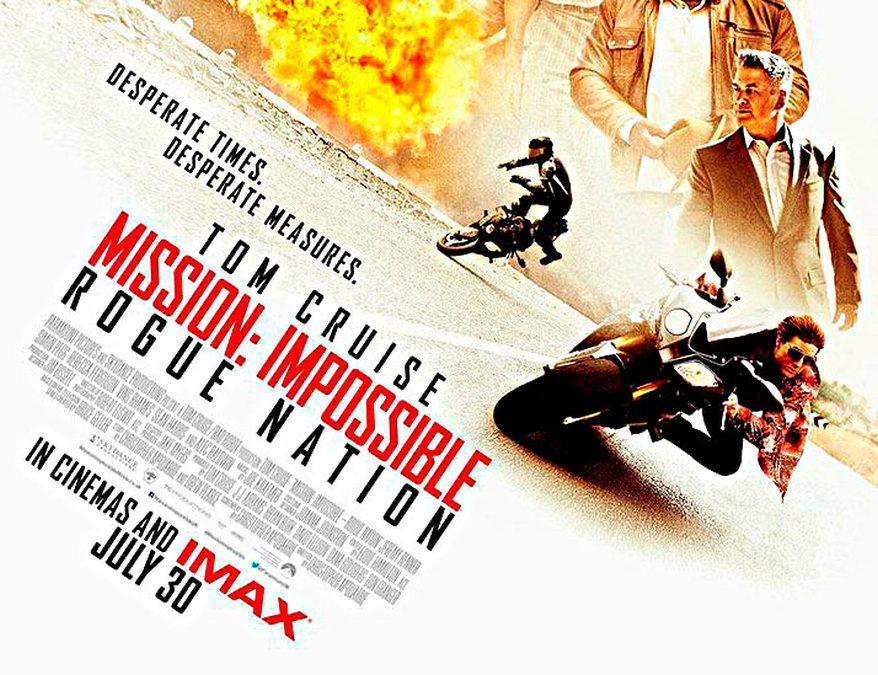 Mision Imposible 5 Nación Secreta (5)